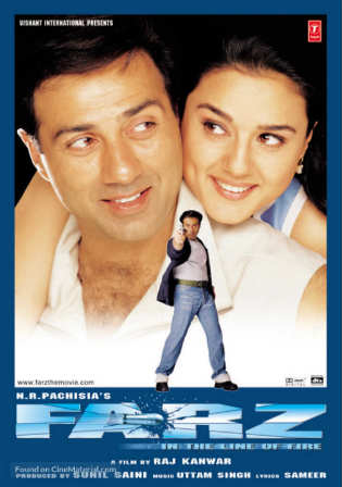 Farz 2001 HDRip 1GB Full Hindi Movie Download 720p