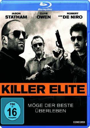 Killer Elite 2011 BRRip 350MB Hindi Dual Audio 480p