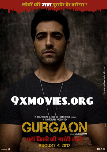 Gurgaon 2017 Hindi 720p HDRip 800mb