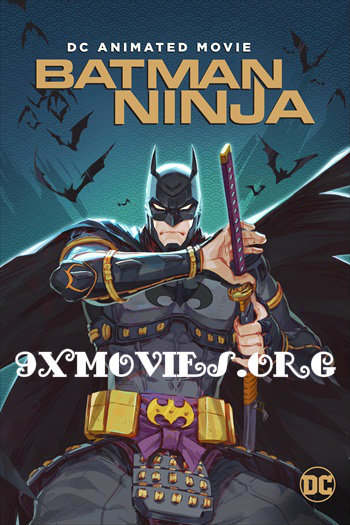 Batman Ninja 2018 English 720p WEB-DL 650MB ESubs