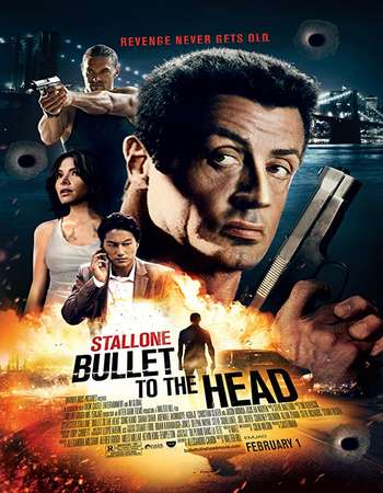Bullet to the Head 2012 Hindi Dual Audio BRRip Full Movie Download