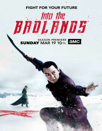 Into the Badlands S03E08 350MB WEB-DL 720p x264 ESubs