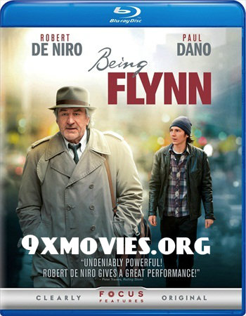 Being Flynn 2012 Dual Audio Hindi 720p BluRay 850mb