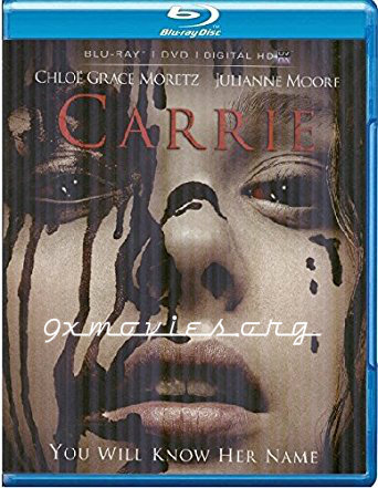 Carrie 2013 Dual Audio Hindi 720p BluRay 850mb