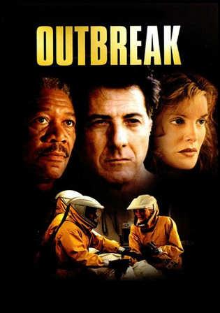 Outbreak 1995 BRRip 950MB Hindi Dual Audio 720p Watch Online Full Movie Download bolly4u
