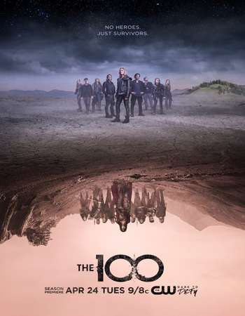 The 100 S05E13 350MB WEB-DL 720p x264 ESubs