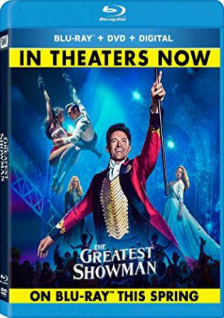 The Greatest Showman 2017 BRRip 850MB Hindi Dual Audio ORG 720p Watch Online Full Movie Download bolly4u