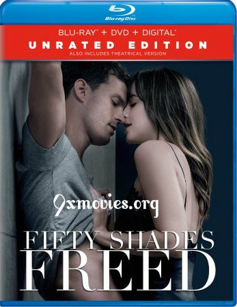 Fifty Shades Freed 2018 English UNRATED 720p BRRip 999MB ESubs