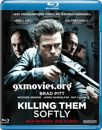 Killing Them Softly 2012 Dual Audio Hindi 720p BluRay 750mb