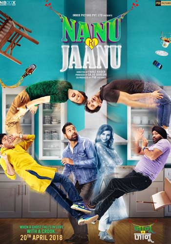 Nanu Ki Jaanu 2018 Hindi 480p pDVDRip 350MB