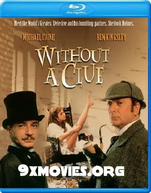 Without A Clue 1988 Dual Audio Hindi 720p BluRay 900mb