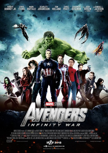 Avengers Infinity War 2018 English Movie Download