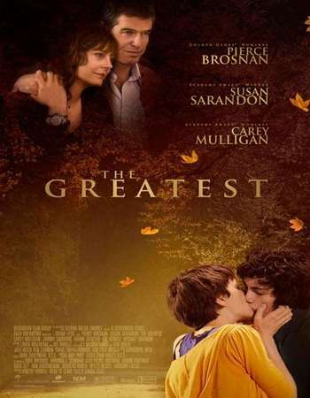 The Greatest 2009 Hindi Dual Audio 300MB BluRay 480p ESubs