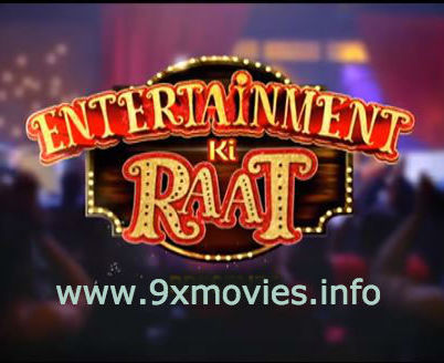 Entertainment Ki Raat 13 May 2018 HDTV 480p 200MB