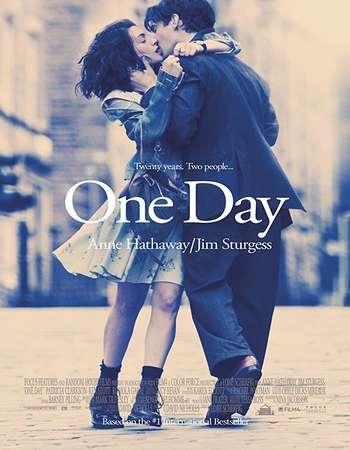 One Day 2011 Hindi Dual Audio 300MB BluRay 480p ESubs