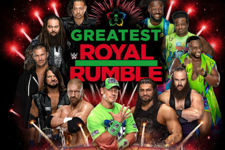 WWE Greatest Royal Rumble 2018 PPV Full Episode Download