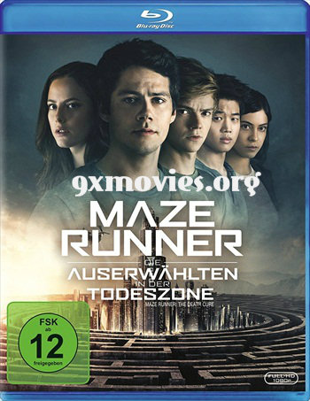 Maze Runner The Death Cure 2017 Dual Audio ORG Hindi BluRay Full Movie Download