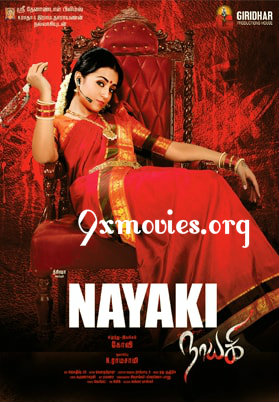 Nayaki 2016 UNCUT Dual Audio Hindi 720p HDRip 900mb