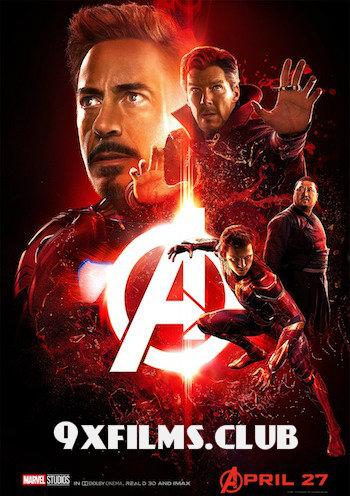 Avengers Infinity War 2018 Dual Audio Hindi Full Movie Download