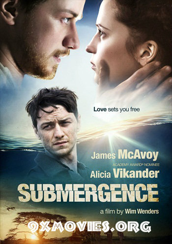 Submergence 2017 English Bluray Movie Download