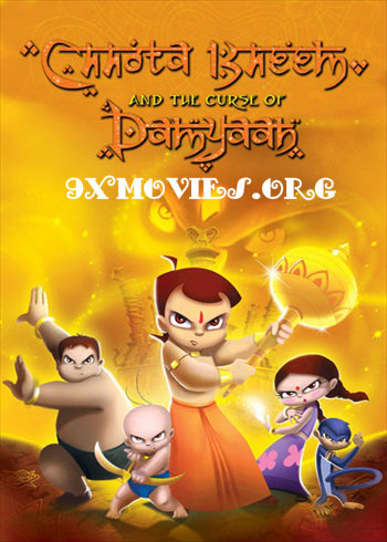 Chhota Bheem And The Curse Of Damyaan 2012 Hindi Movie Download
