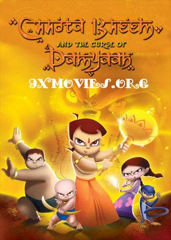 Chhota Bheem And The Curse Of Damyaan 2012 Hindi 720p HDRip 800mb