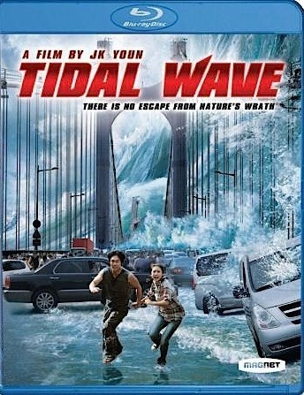 Free Download Tidal Wave 2009 Dual Audio Hindi 720p BluRay 950mb