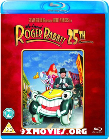 Who Framed Roger Rabbit 1988 Dual Audio ORG Hindi 720p BluRay 850mb