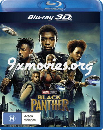 Black Panther 2018 English BluRay Movie Download