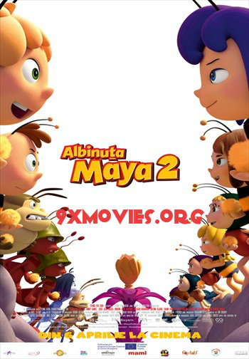 Maya the Bee 2 The Honey Games 2018 English Full Movie Download