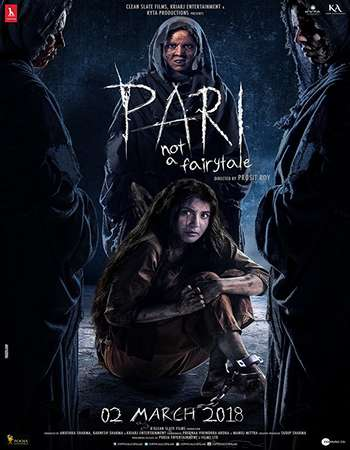 Pari 2018 Full Hindi Movie HDRip Download
