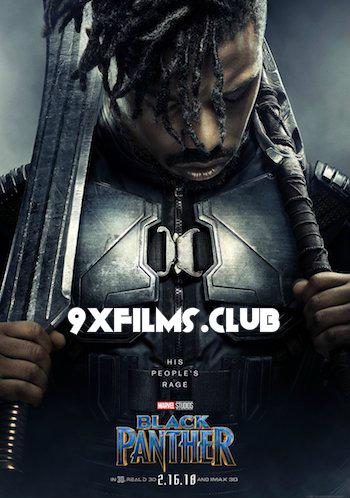 Black Panther 2018 Dual Audio Hindi Full Movie Download