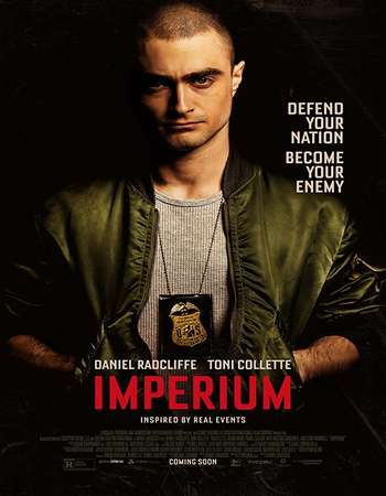 Imperium 2016 Hindi Dual Audio BRRip Full Movie Download