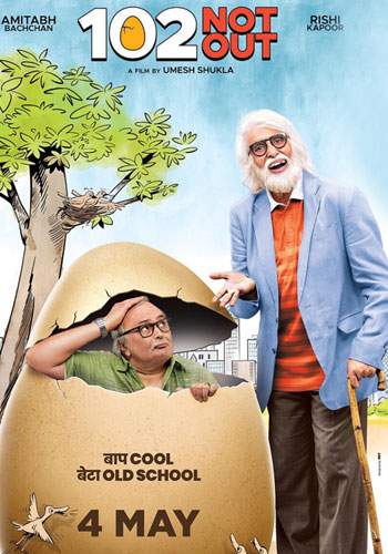 102 Not Out 2018 Hindi Full 300mb Movie Download