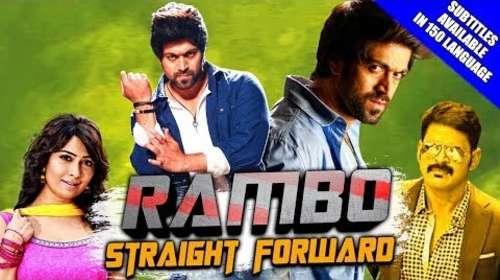 Rambo Straight Forward 2018 Hindi Dubbed 720p HDRip x264