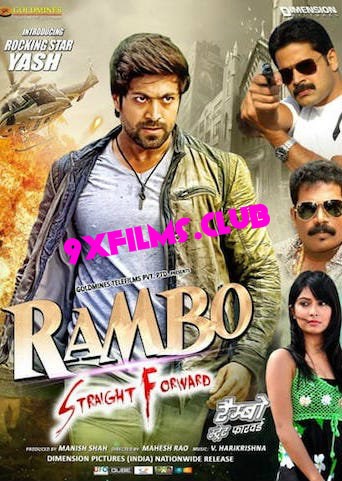 Rambo Straight Forward 2018 Hindi Dubbed Full Movie Download