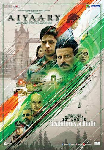 Aiyaary 2018 Hindi Full Movie Download