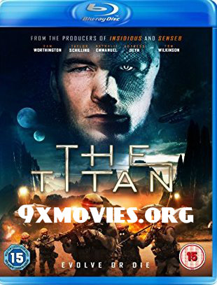 The Titan 2018 English BluRay Movie Download