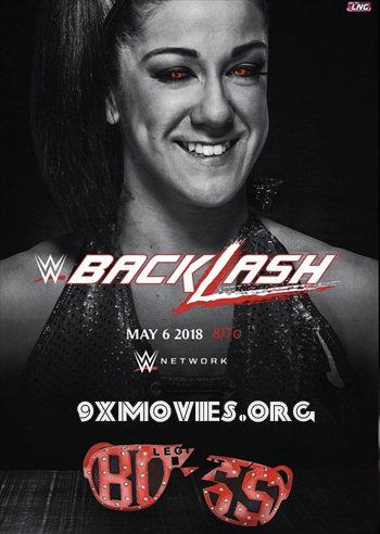 Free Download WWE Backlash 2018 PPV  WEBRip  800mb