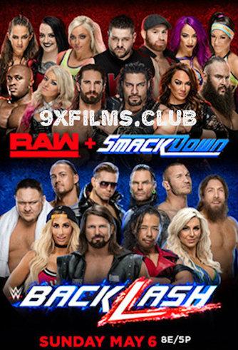 WWE Backlash 2018 PPV Full Episode Free Download