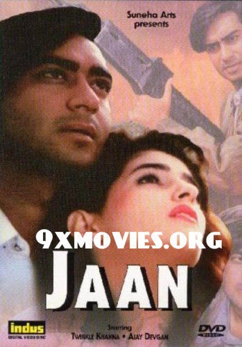 Free Download Jaan 1996 Hindi 720p  1.4GB