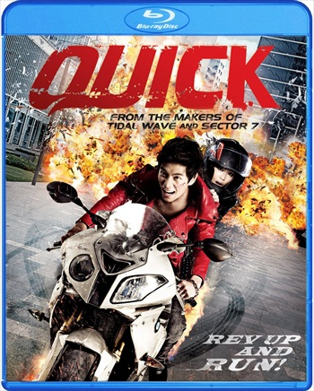 Quick 2011 Dual Audio Hindi 720p BluRay 900mb