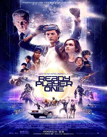 Ready Player One 2018 English 400MB HC HDRip 480p x264