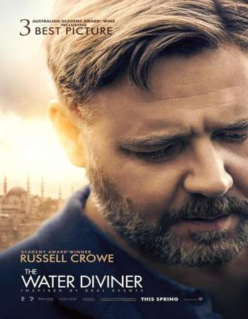 The Water Diviner 2014 Hindi Dual Audio BRRip Full Movie Download