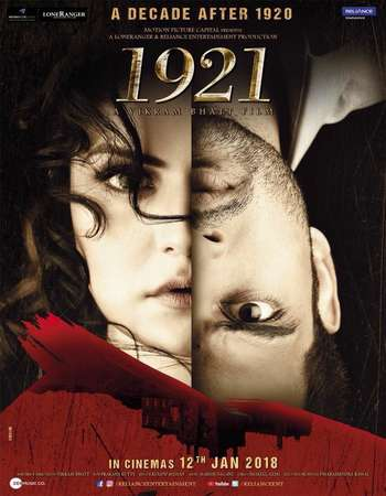 1921 2018 Hindi 200MB DVDRip HEVC Mobile ESubs