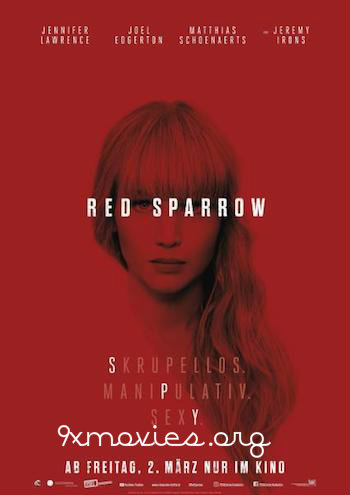 Red Sparrow 2018 English 720p BRRip 999MB ESubs