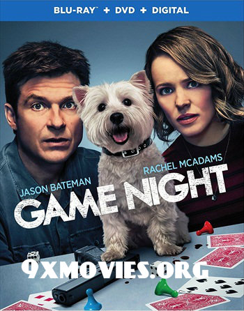 Game Night 2018 English BluRay Movie Download