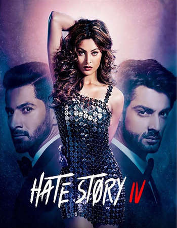 Hate Story 4 2018 Full Hindi Mobile HEVC Movie HDRip Download