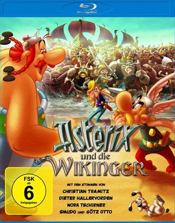 Asterix And The Vikings 2006 Dual Audio Hindi Bluray Full 300mb Download