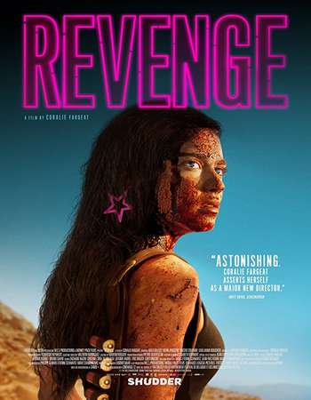 Revenge 2017 English 300MB Web-DL 480p x264 ESubs